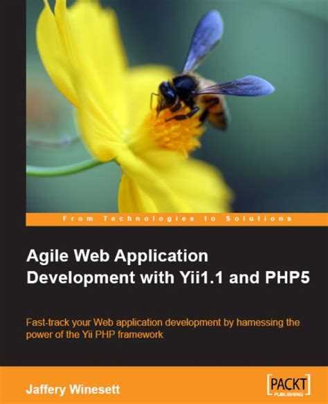 agile web development with rails 5 1 books agile web application development with yii1 1 and php5