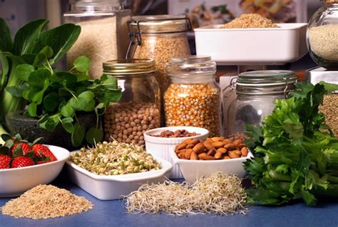 Healthy Pantry Foods by Maintaining A Vegan Diet During Pregnancy Vegkitchen