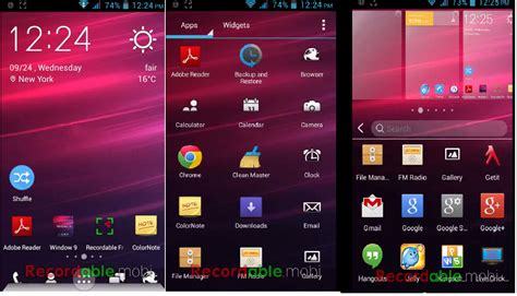 new themes for android phones learn new things windows 9 theme for android phone how to