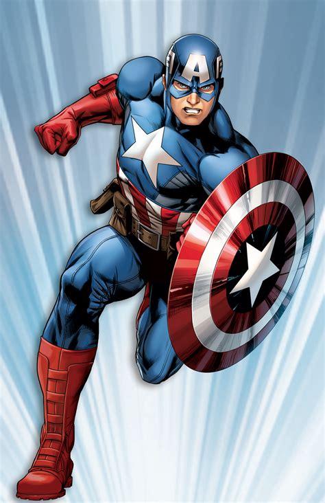 Capten Amerika captain america marvel superheroes featured in disney infinity the source