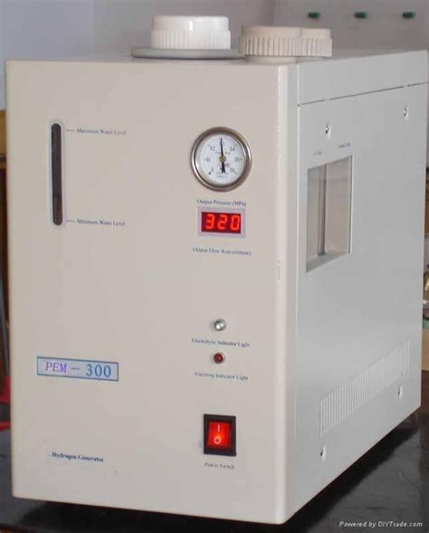 300ml min hydrogen generator ce certificate ql 300
