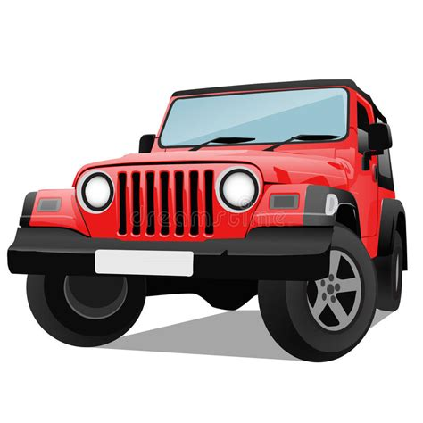 jeep illustration jeep stock vector illustration of design jeep rally