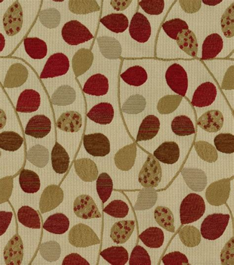 home decor print fabric waverly floral flourish clay jo ann 1000 images about fabrics on pinterest upholstery