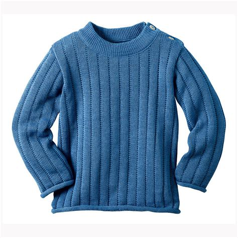 Jumper Size 3m organic merino wool children s jumper by bambini