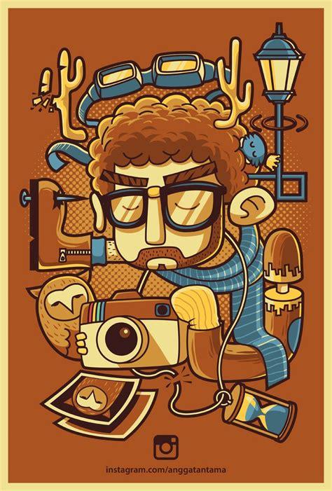 wonderful illustration artwork  angga tantama