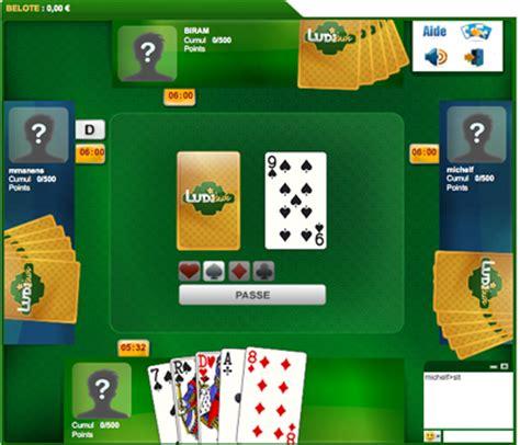 belote de comptoir la belote sur ludicash les trois variantes du jeu jeu