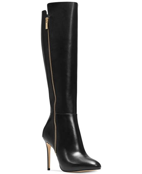 cheap mk boots michael michael kors clara dress boots boots shoes