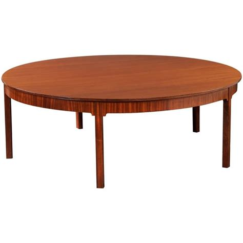 1930 Dining Table Dramatic 1930s Mahogany Dining Table By Kaare Klint For Sale At 1stdibs