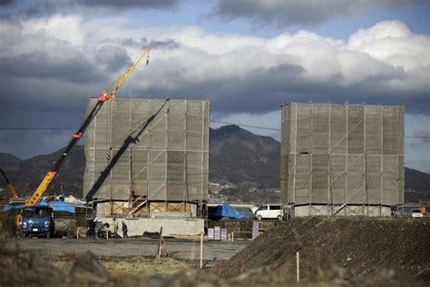 fotos tsunami de jap 243 n cuatro a 241 os despu 233 s galer 237 a de japan is building a massive 250 mile seawall to block