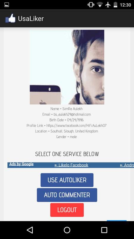 Fb Auto Liker by Fb Auto Liker Get Fb Likes Apk Free Social