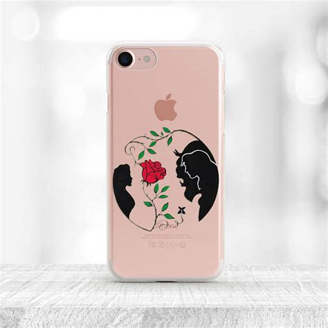 and the beast iphone disney iphone 7 rubber