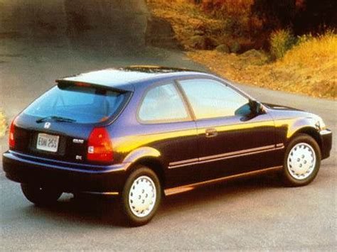 1997 honda civic | pricing, ratings & reviews | kelley