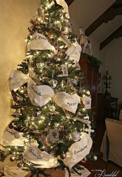 don t stop at ornaments these tree decorating ideas are