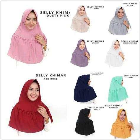 Jilbab Instan Rumi Pad Antem Premium jual jilbab instan selly rempel jilbab instan