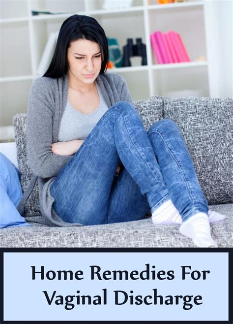 9 home remedies for discharge treatments