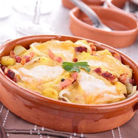 tartiflette cuisine az recette tartiflette au camembert facile rapide