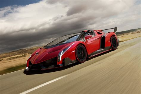 convertible lamborghini ultra rare lamborghini veneno roadster goes for 5 5