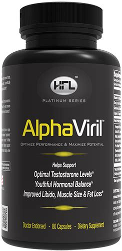 A Whole Lot Of Testosterone by Buy Alphaviril Testosterone Booster For Sale