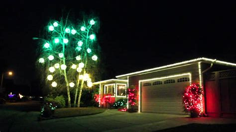 christmas lights freemont ca greenbrier balls greenbrier park dr fremont ca