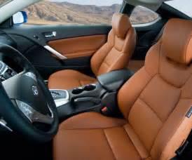 Hyundai Genesis Sedan Interior Hyundai Genesis Coupe Strange Looking But Sporty
