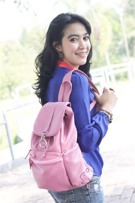 Terbatas Tas Punggung Cewek Tas Murah Bagus Recomended tas ransel anak sekolah modis dan trendy toko dompet tas lucu