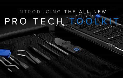 Ifixit Pro Tech Toolkit ifixit pro tech toolkit 187 gadget flow