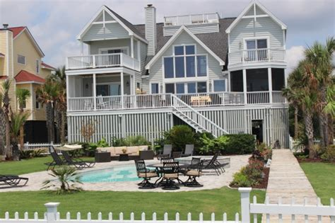 510 Ocean Blvd Charleston Beach House For Rent Isle Of Palms House Rental