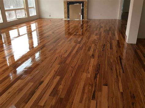 Our work refinishing, restoring and installing hardwood floors