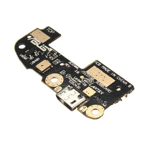 Port Usb Asus Zenfone 5 micro usb port charging connector flex cable for asus