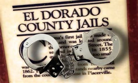 El Dorado County Arrest Records El Dorado County Arrest And Report Log 2014 08 23 In El Dorado County