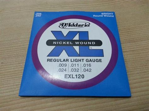 Senar Matsuta 1box Isi 10rol gitar master indonesia 187 d addario 09 42 light electric guitar strings 1 sets