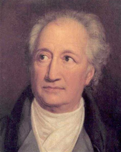 Tabellarischer Lebenslauf Rubriken Klassika Johann Wolfgang Goethe 1749 1832
