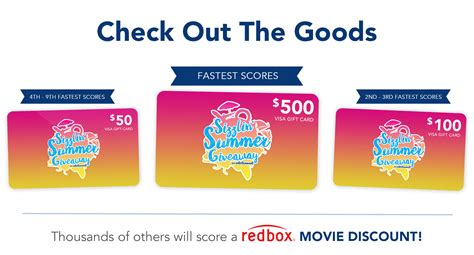 Visa Gift Card Offer Code - free redbox discount code or possible free visa gift card vonbeau com