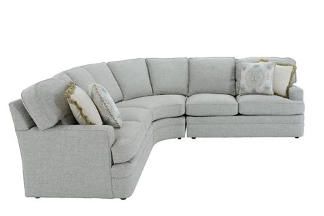 design your own sofa sherrill design your own 96 tbu 3 pc sectional sofa baer