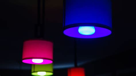 lights that change color can finally change the colors of your philips hue