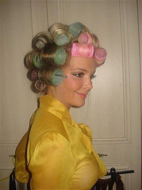 hair curler bondage 53 best curlers makeup images on pinterest rollers in