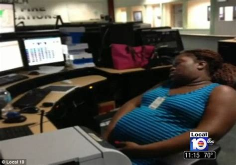 shocking photos show miami 911 dispatchers sleeping on the daily mail