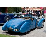 Bugatti Type 57 TT Bertelli Tourer  2010 Concorso D