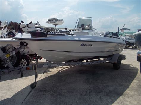 triumph boats 190 bay for sale 2004 used triumph 190 bay freshwater fishing boat for sale