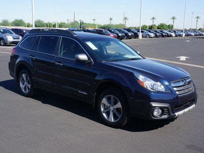 2013 subaru outback special appearance package review