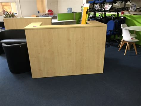 used office desks uk used office reception desk used receptionist desk