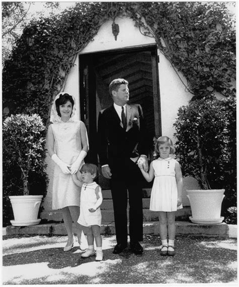 john f kennedy children president john f kennedy and family the portal to