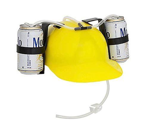 Hat Drinker And Soda Guzzler Helmet Olb2020 ez drinker and soda guzzler helmet hat