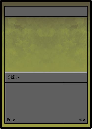 card template deviantart skill card template by samuraiofthegrove on deviantart
