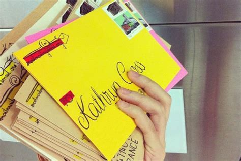 beautiful mail project turns emails into beautiful handwritten letters