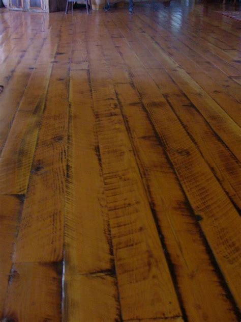 Rough cut doug fir flooring   Home inspiration   Pinterest