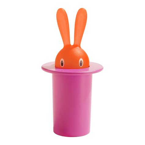House Warming Gift Ideas alessi magic bunny toothpick holder pink peter s of