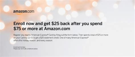 Amex Gift Card Register - 25 off 75 at amazon com with every amex card including serve frequent miler