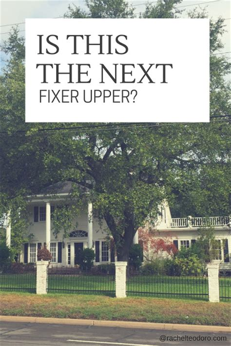 bradshaw estate waco bradshaw estate waco could this be the next house on season 4 of fixer upper