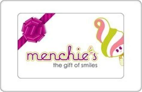 Menchies Gift Card - menchie s frozen yogurt gift card 10 amazon com gift cards